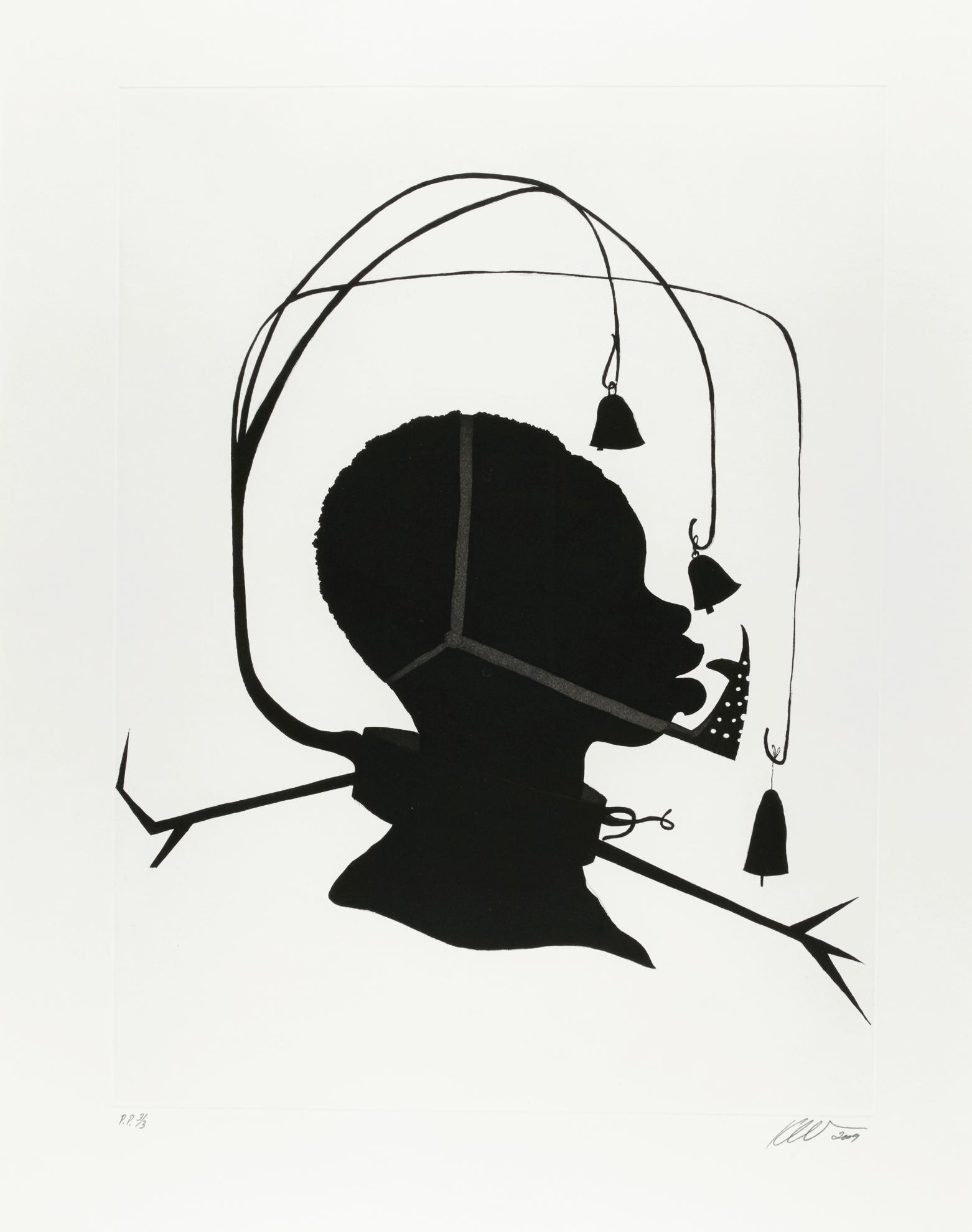 Kara Walker-Restraint-2009