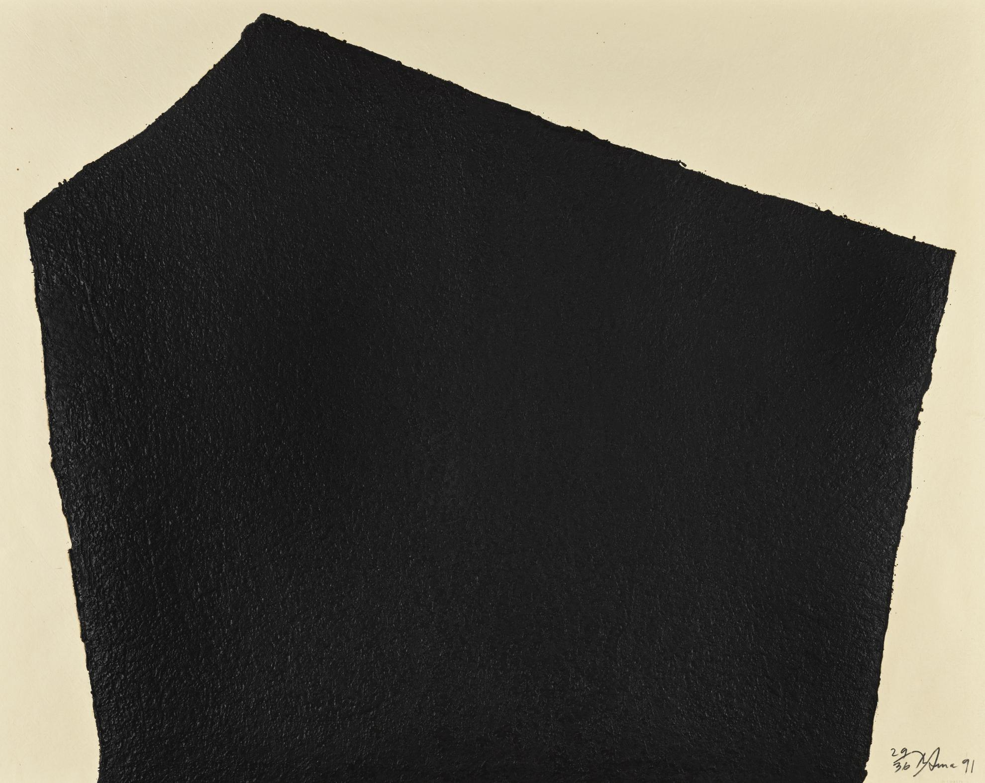 Richard Serra-Hreppholar VI (Gemini 47.65)-1991