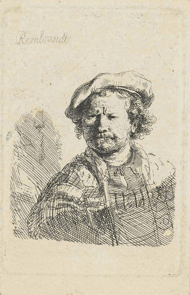 Rembrandt van Rijn-A Small Collection-1645