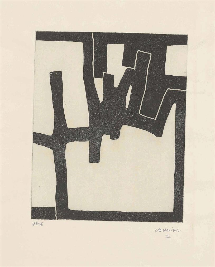Eduardo Chillida-Inguru VI-1968