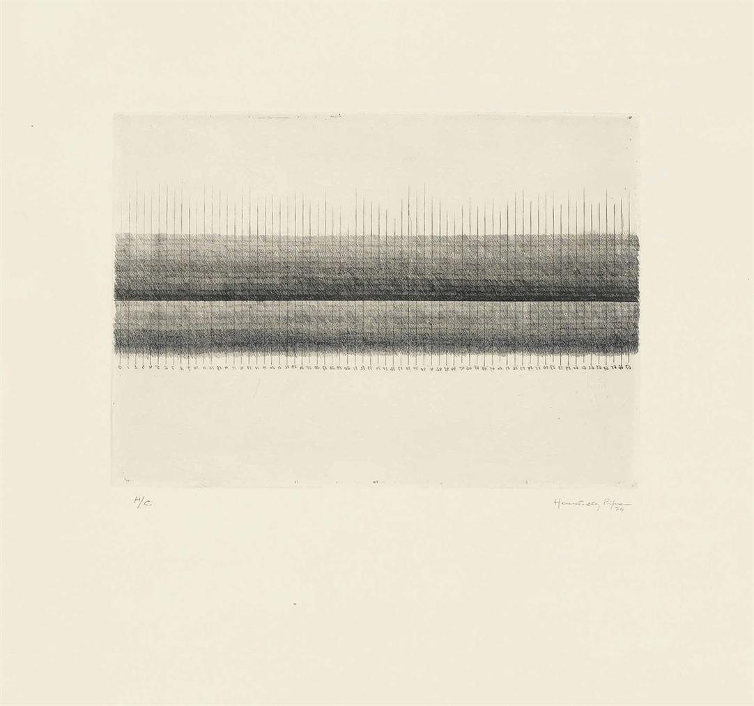 Joan Hernandez Pijuan-Escala 1:100-1974