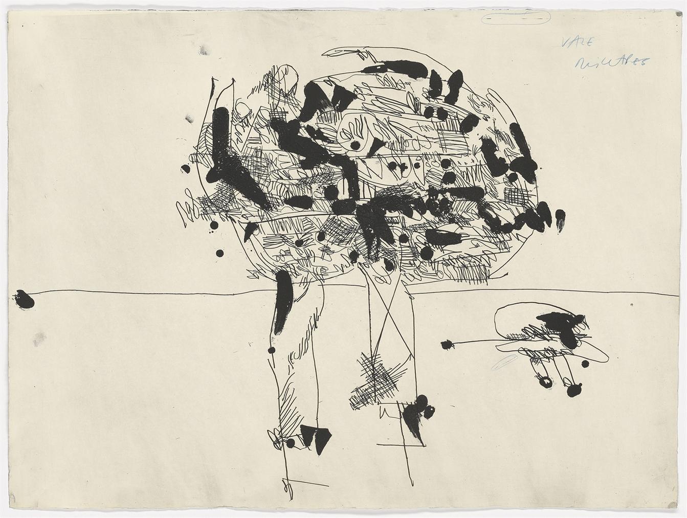 Manolo Millares-Antropofauna-1970