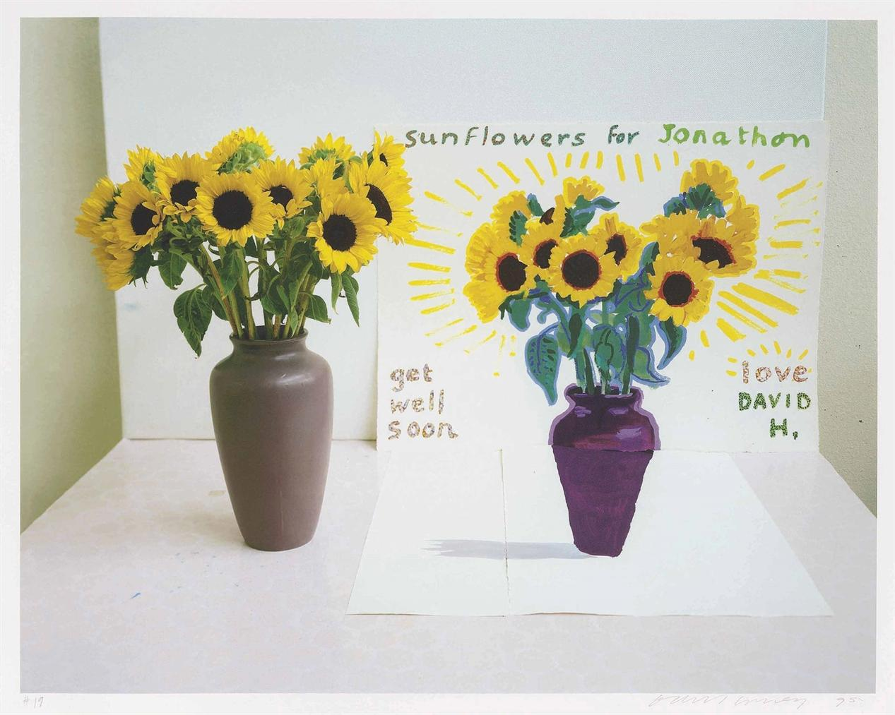 David Hockney-Photography Is Dead Long Live Painting-1995