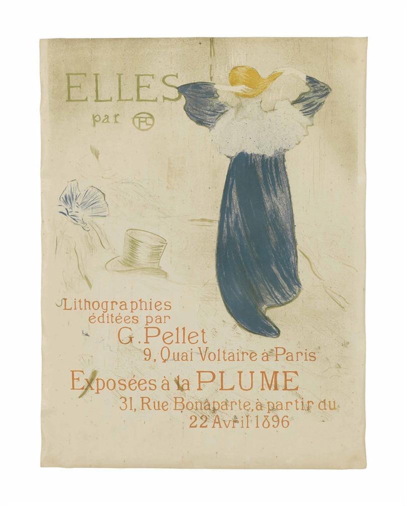 Henri de Toulouse-Lautrec-Elles-1886