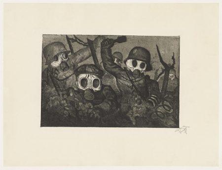 Otto Dix-Der Krieg-1924