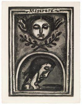 Georges Rouault-Miserere-1927