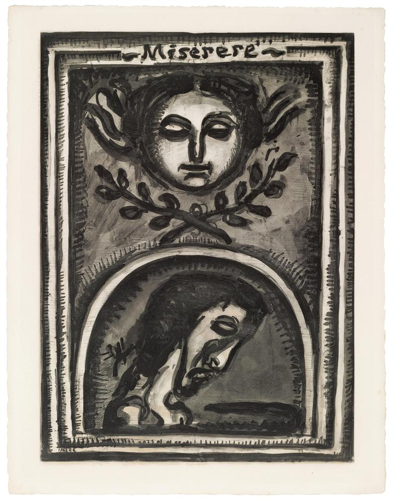 Georges Rouault-Miserere-1927