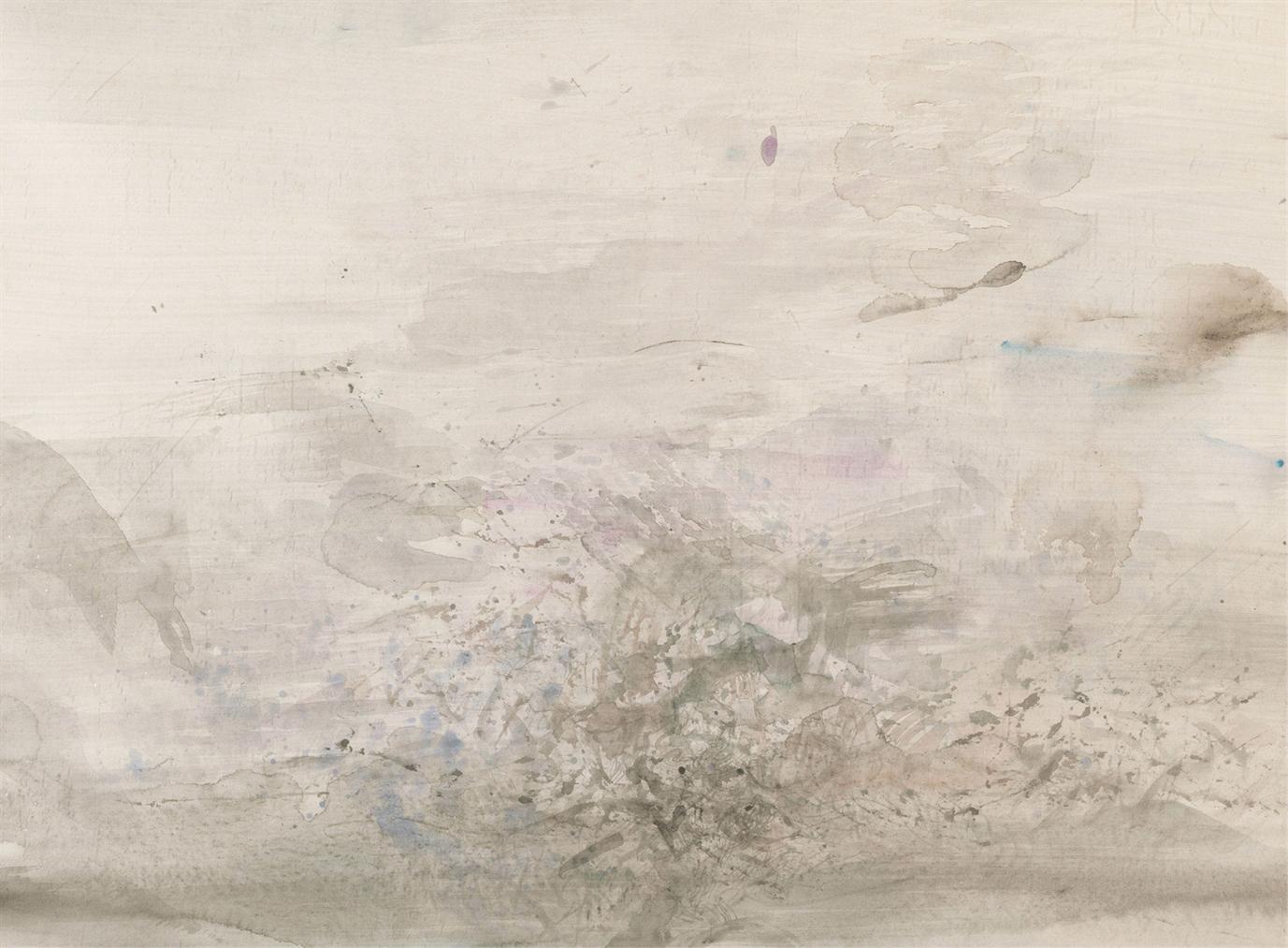Zao Wou-Ki-Untitled-1961