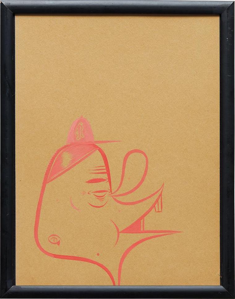 Barry Mcgee - Art Piece #13-2007