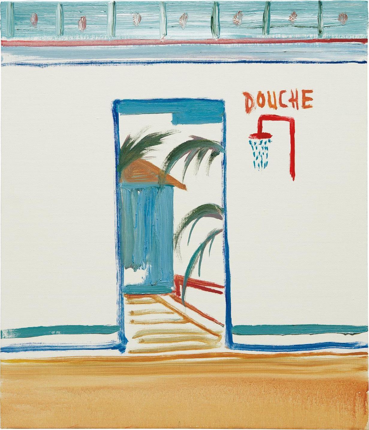 Shinro Ohtake-Douche-2000