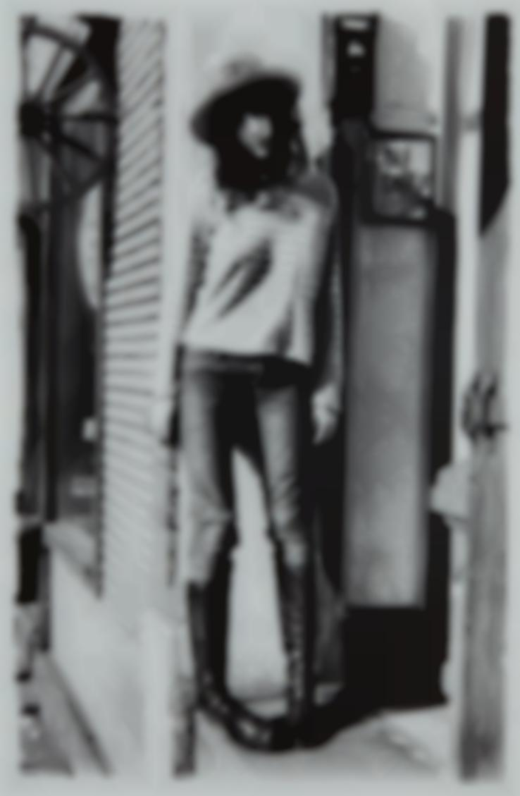 Gerard Malanga-Patti Smith Tomboy-1971