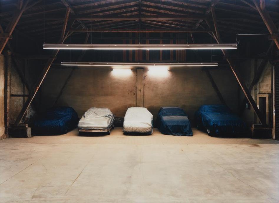 Ricarda Roggan-Garage A-2008