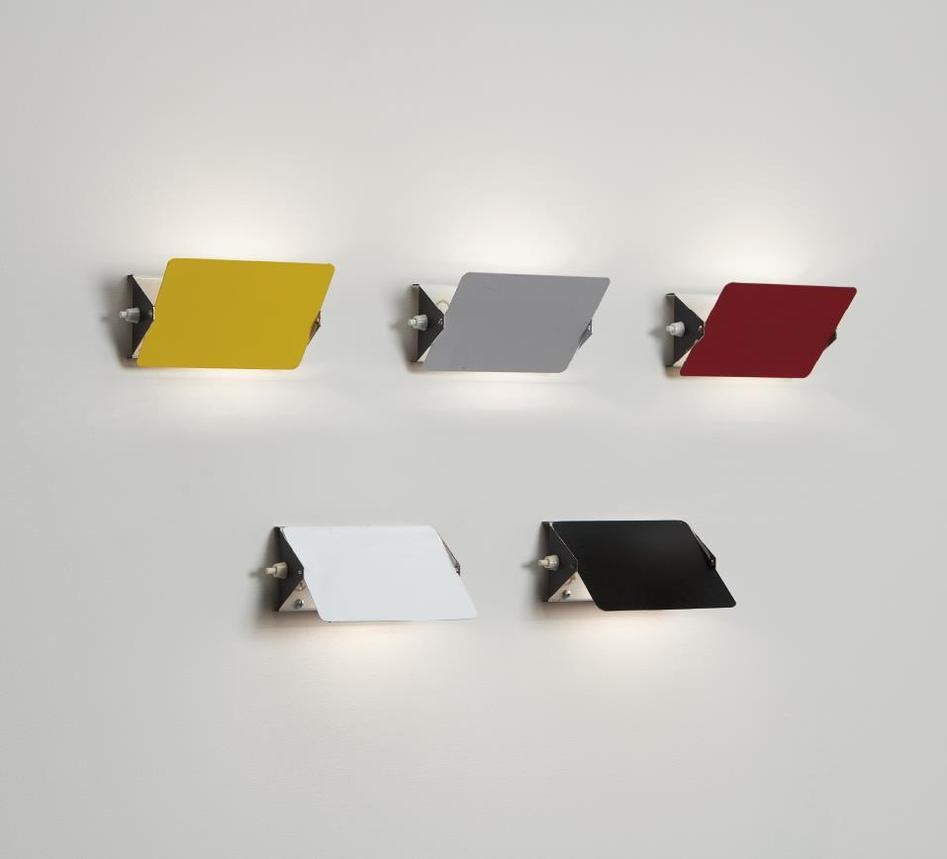 Charlotte Perriand-Set Of Five Wall Lights, Model No. Cp1-1960