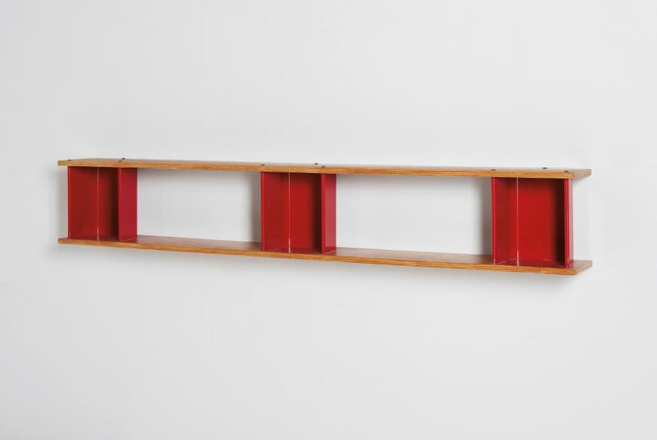 Charlotte Perriand-Wall-Mounted Shelf-1960