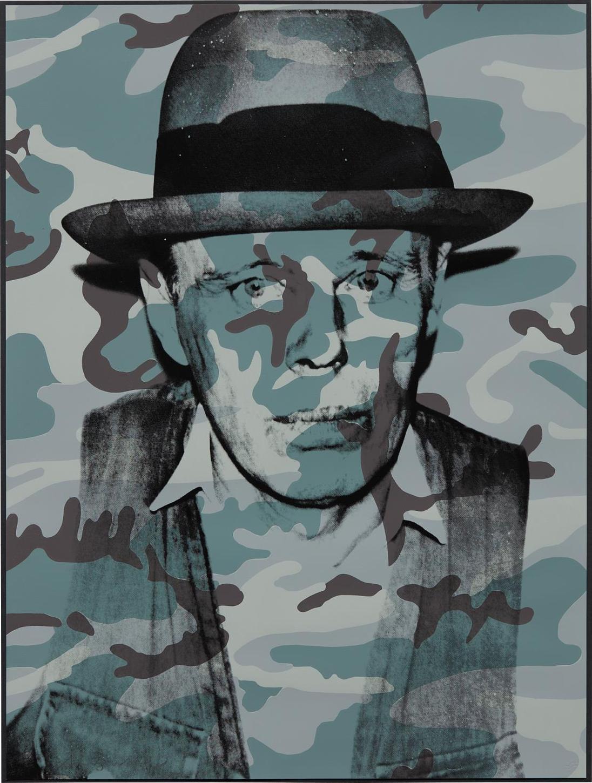 Andy Warhol-Joseph Beuys In Memoriam-1986