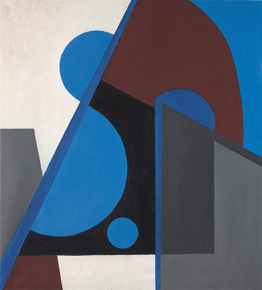 Lajos Kassak-Architecture-1961
