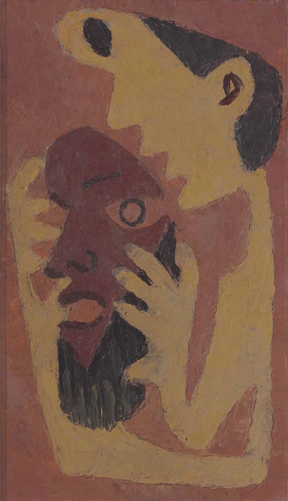 David Park-Untitled-1945