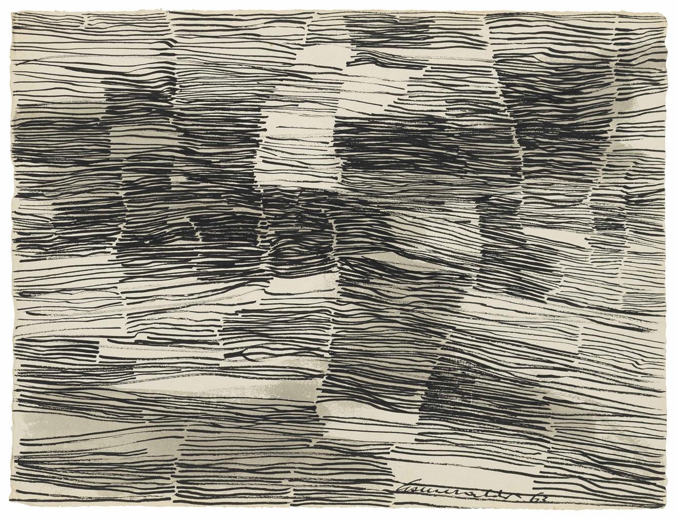 Servulo Esmeraldo-Untitled-1963