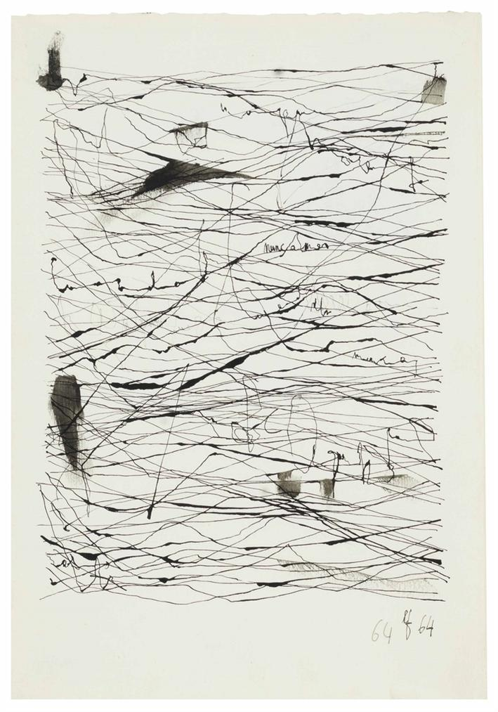 Leon Ferrari-Untitled-1964
