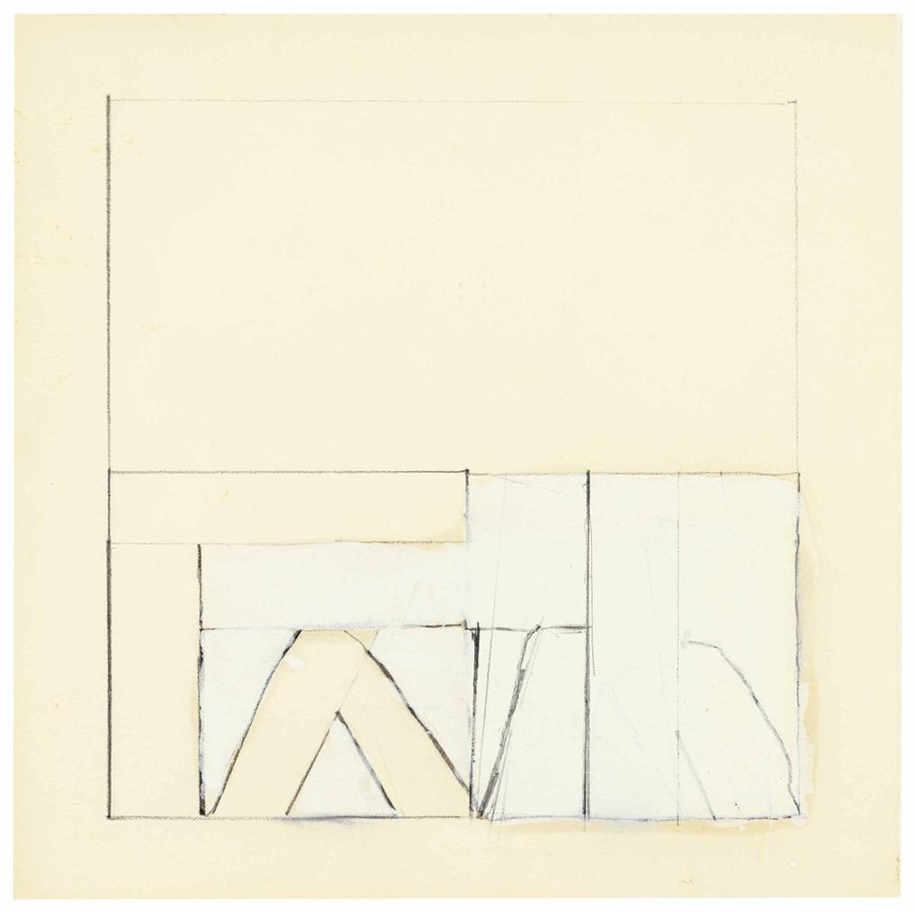 James Bishop-Untitled-