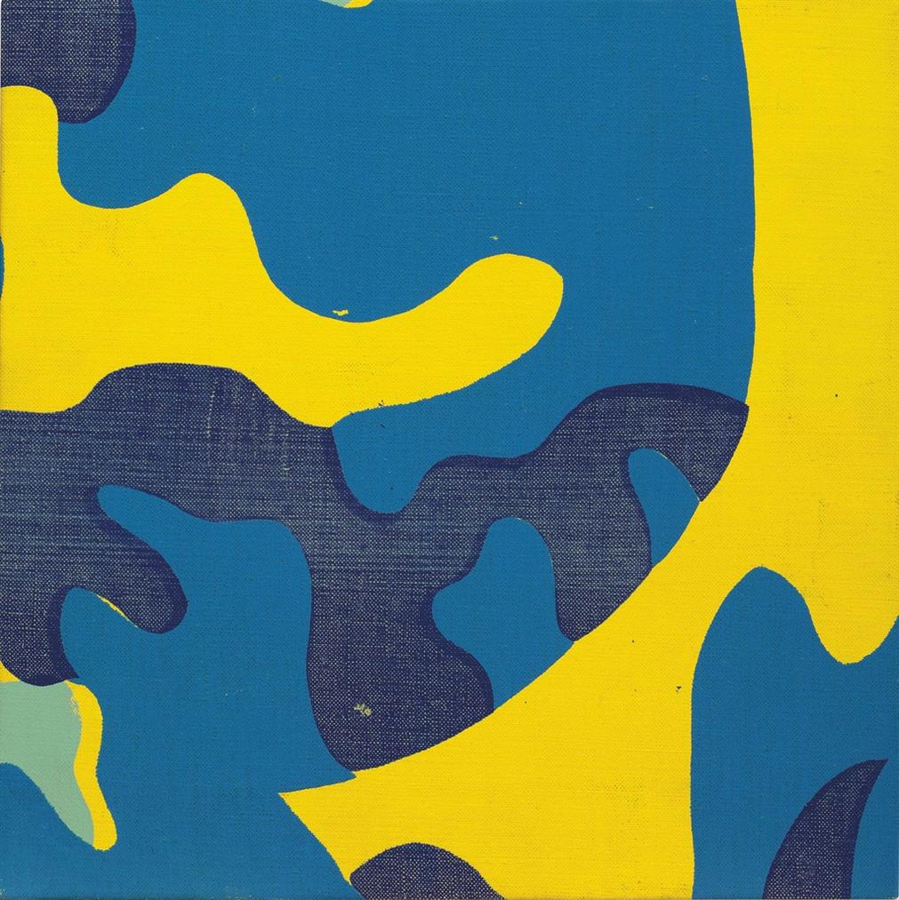 Andy Warhol-Camouflage-1986