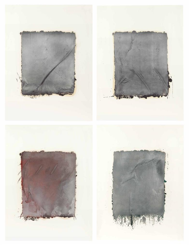 Rudolf Stingel-Untitled; Untitled; Untitled; Untitled-1998