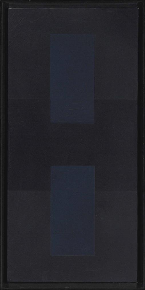 Ad Reinhardt-Painting, 1959-1959