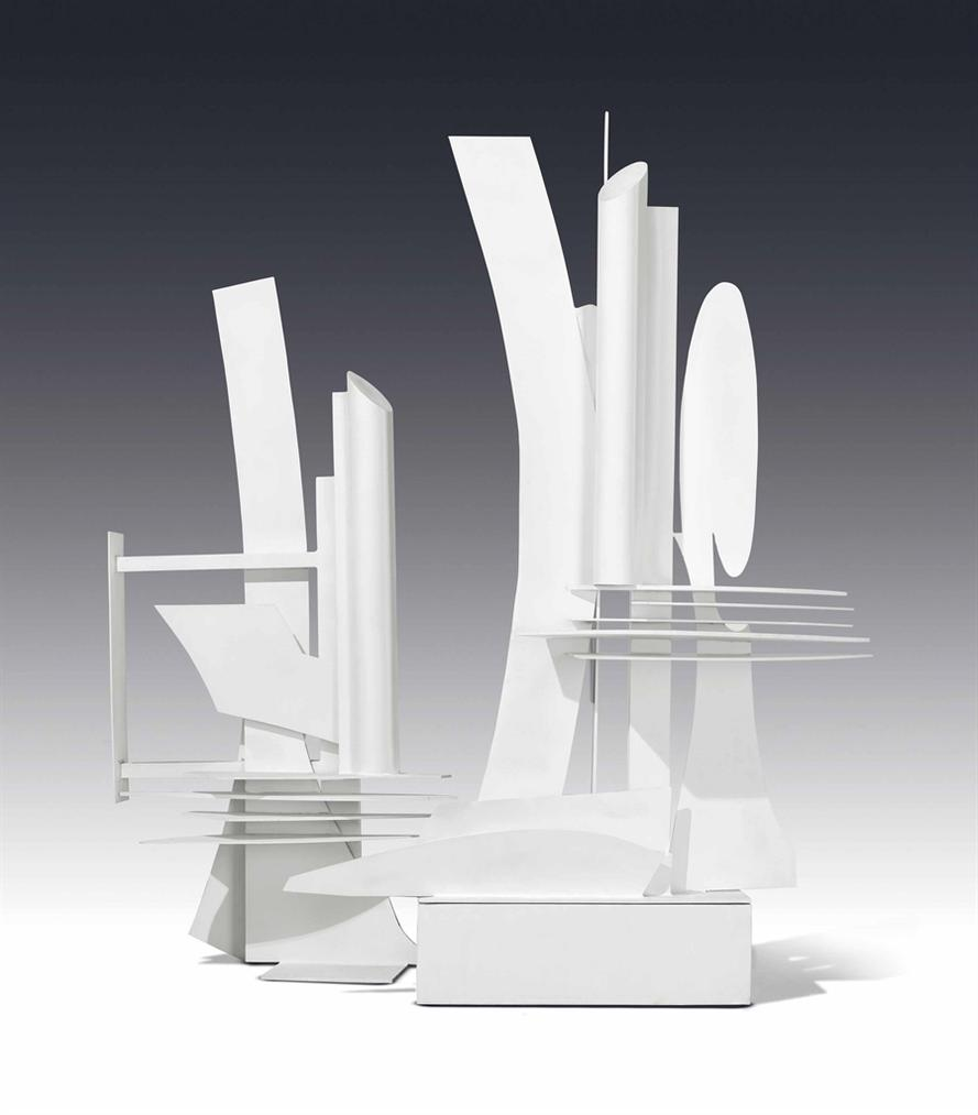 Louise Nevelson-Double Image-1976
