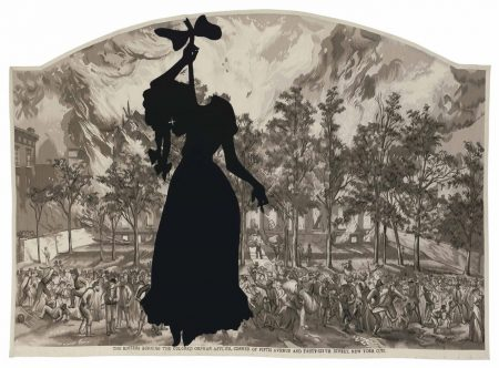 Kara Walker-A Warm Summer Evening In 1863-2008
