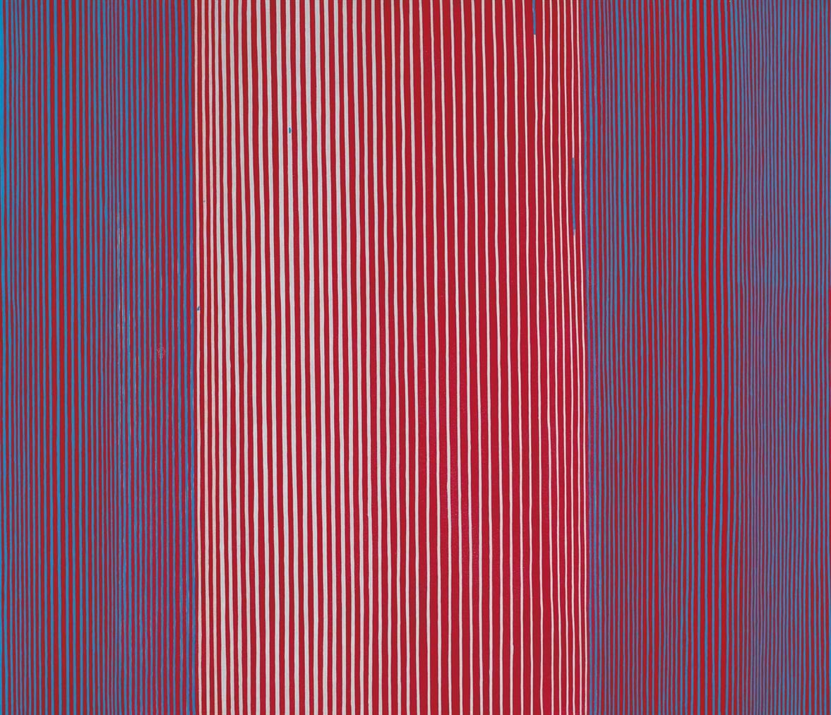 Julian Stanczak-Transcending Currents-1964