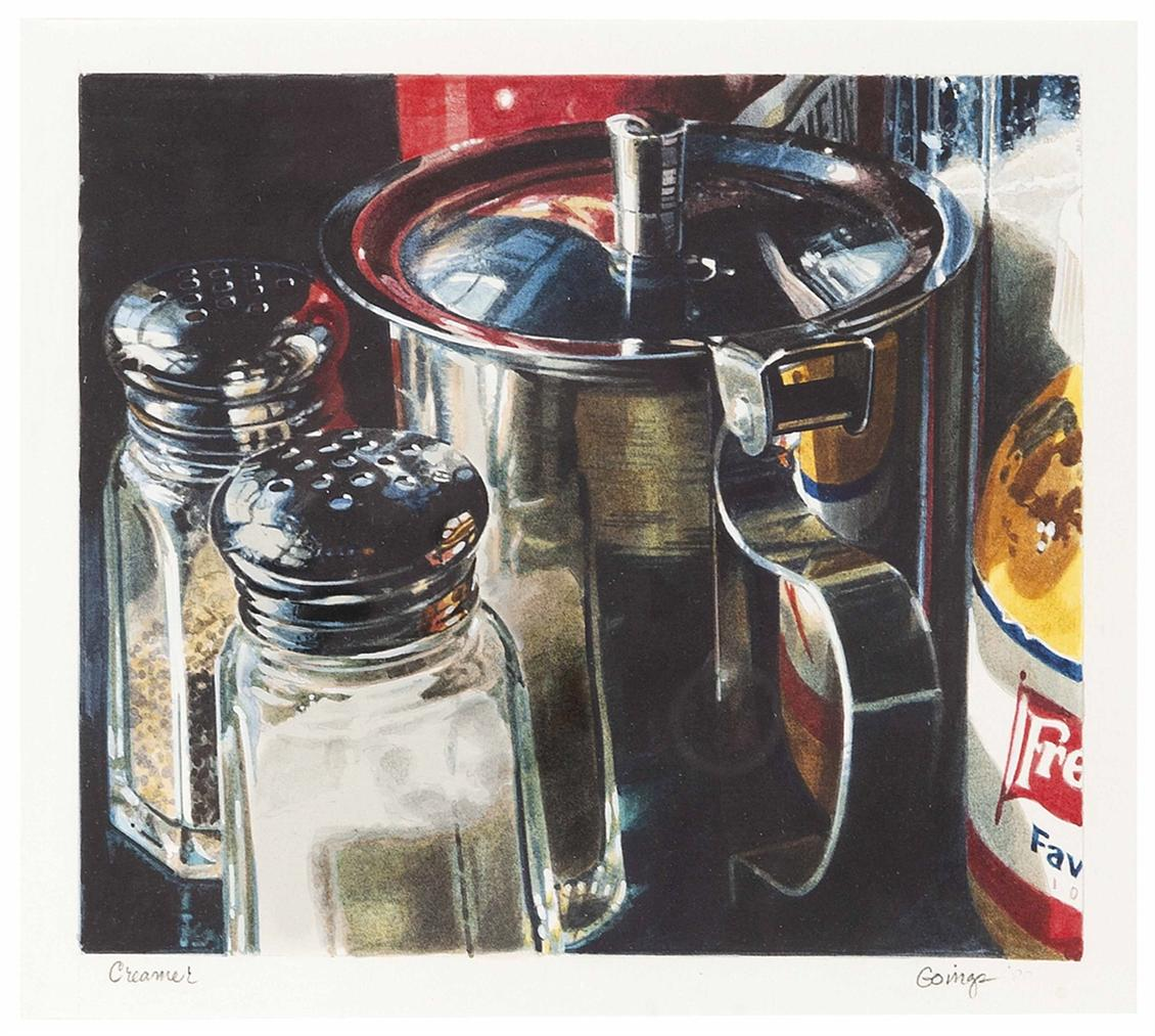 Ralph Goings-Creamer-1988