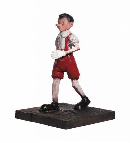 Jim Dine-Model For The Boras Monument-2006