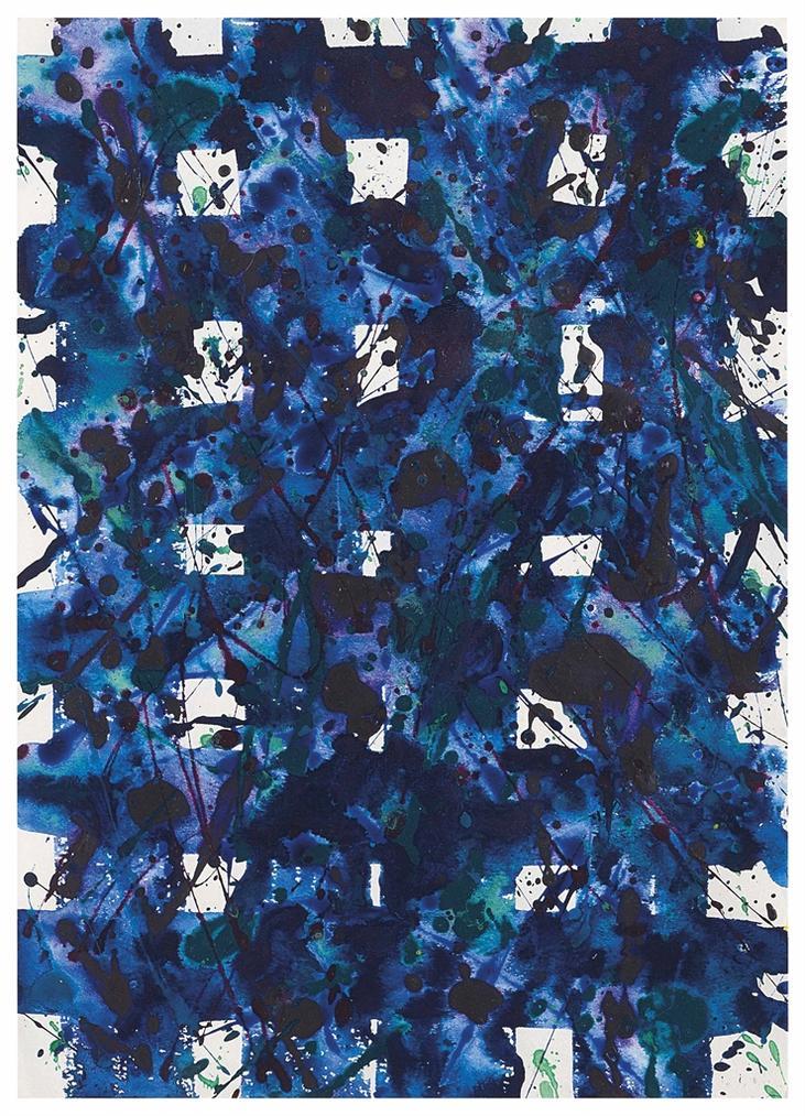 Sam Francis-Untitled-1978
