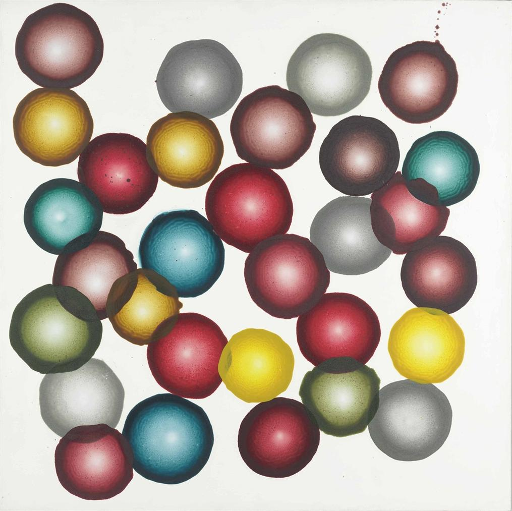 Ross Bleckner-Untitled-2001