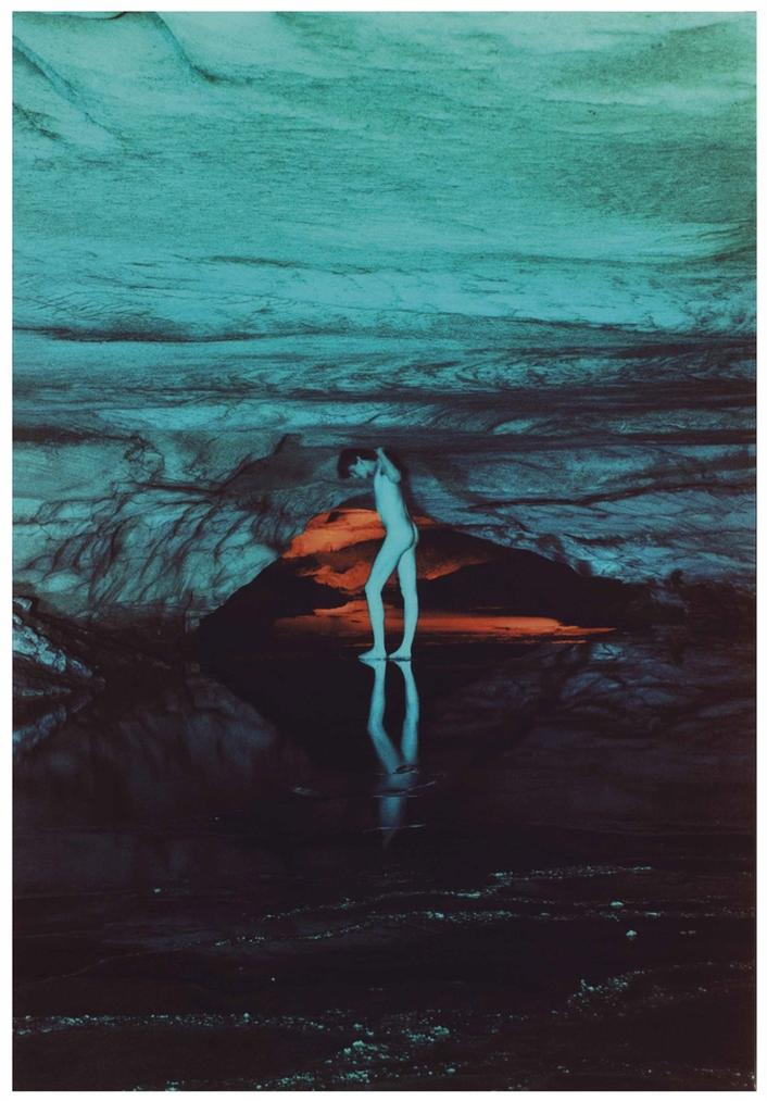 Ryan McGinley-Jack (Blue Mass)-2009