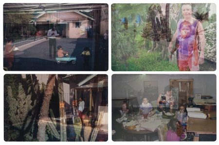 Mike Kelley-Compound Temporal Conflation (Horizontal) #1 - #4-2003