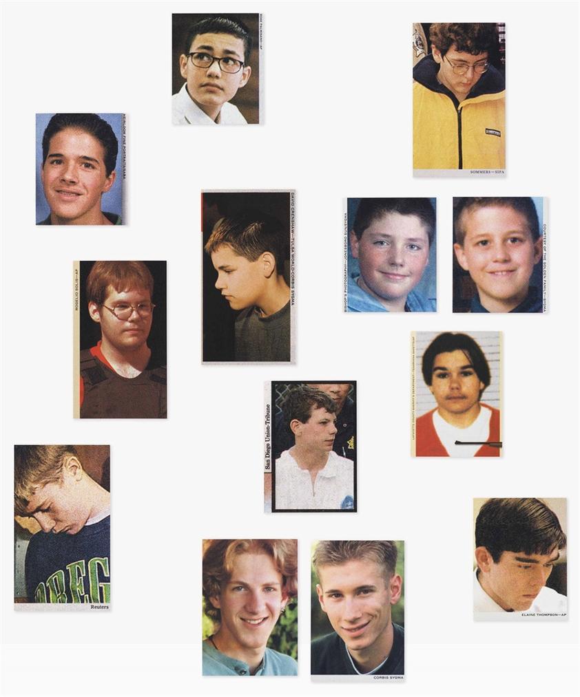 Robert Beck-Thirteen Shooters-2001