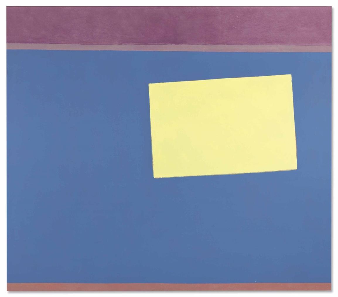 Theodoros Stamos-The Chosica Sun Box #2-1968
