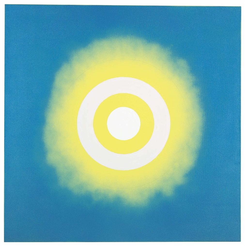 Kenneth Noland-Mysteries: Gleam-2001