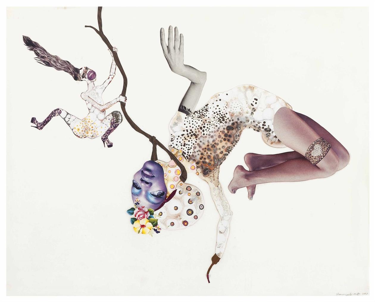 Wangechi Mutu-Untitled-2003