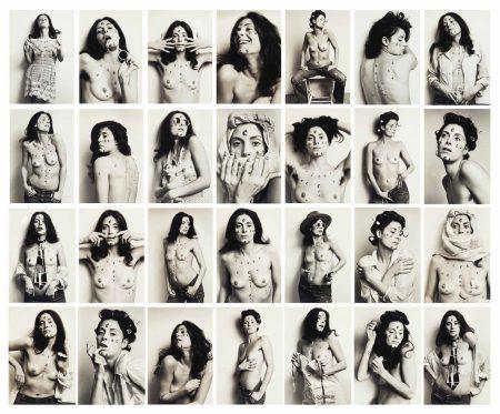 Hannah Wilke-S.O.S. Starification Object Series-1974