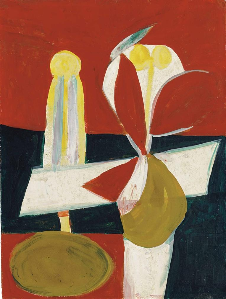 Robert Motherwell-Untitled-1945