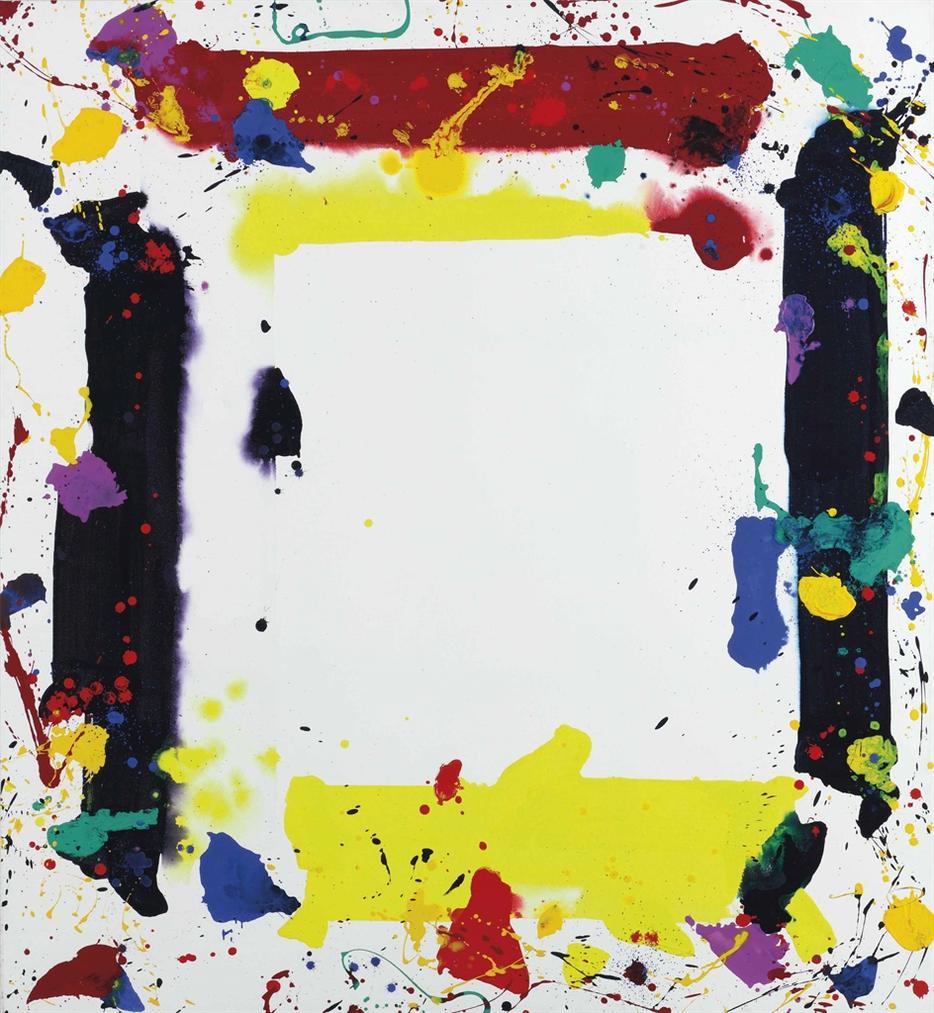 Sam Francis-Untitled-1981