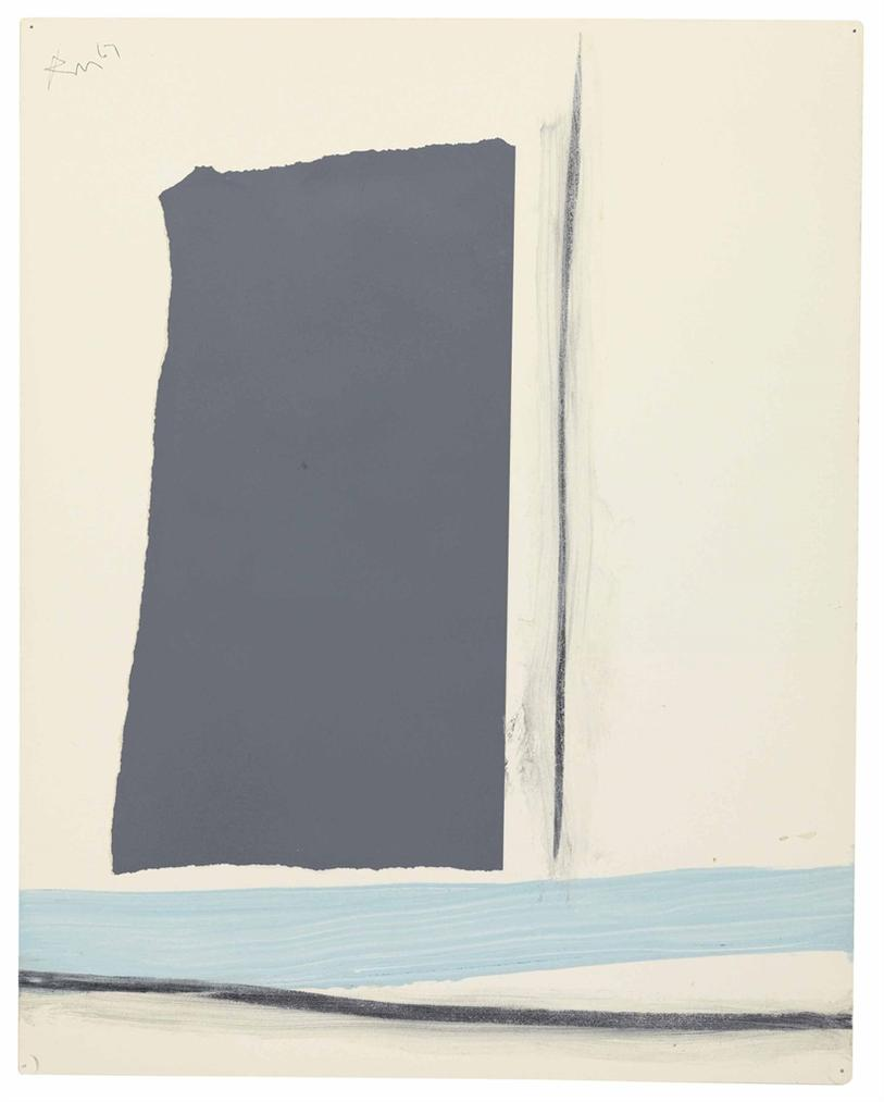 Robert Motherwell-Untitled-1967