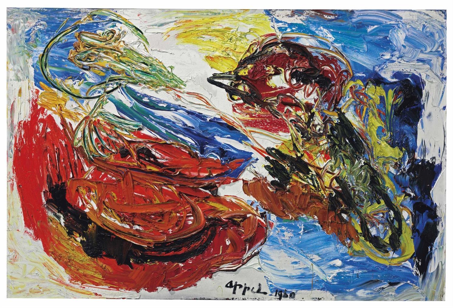 Manuel Rivera-Metamorfosis (Herodes)-1961