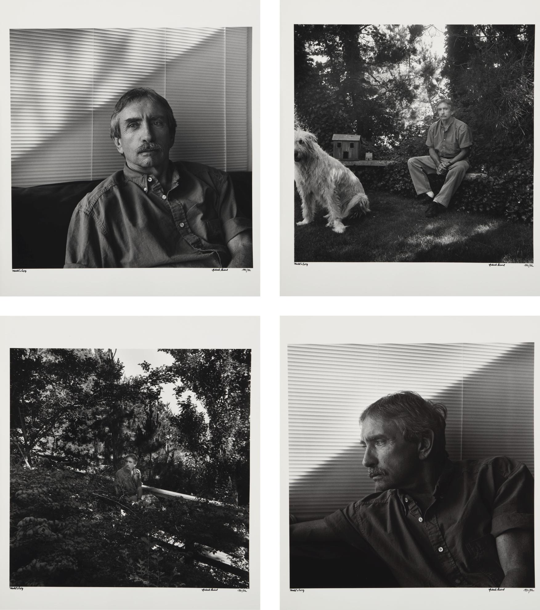 Robert Giard-Edward Albee: Four Works-1991
