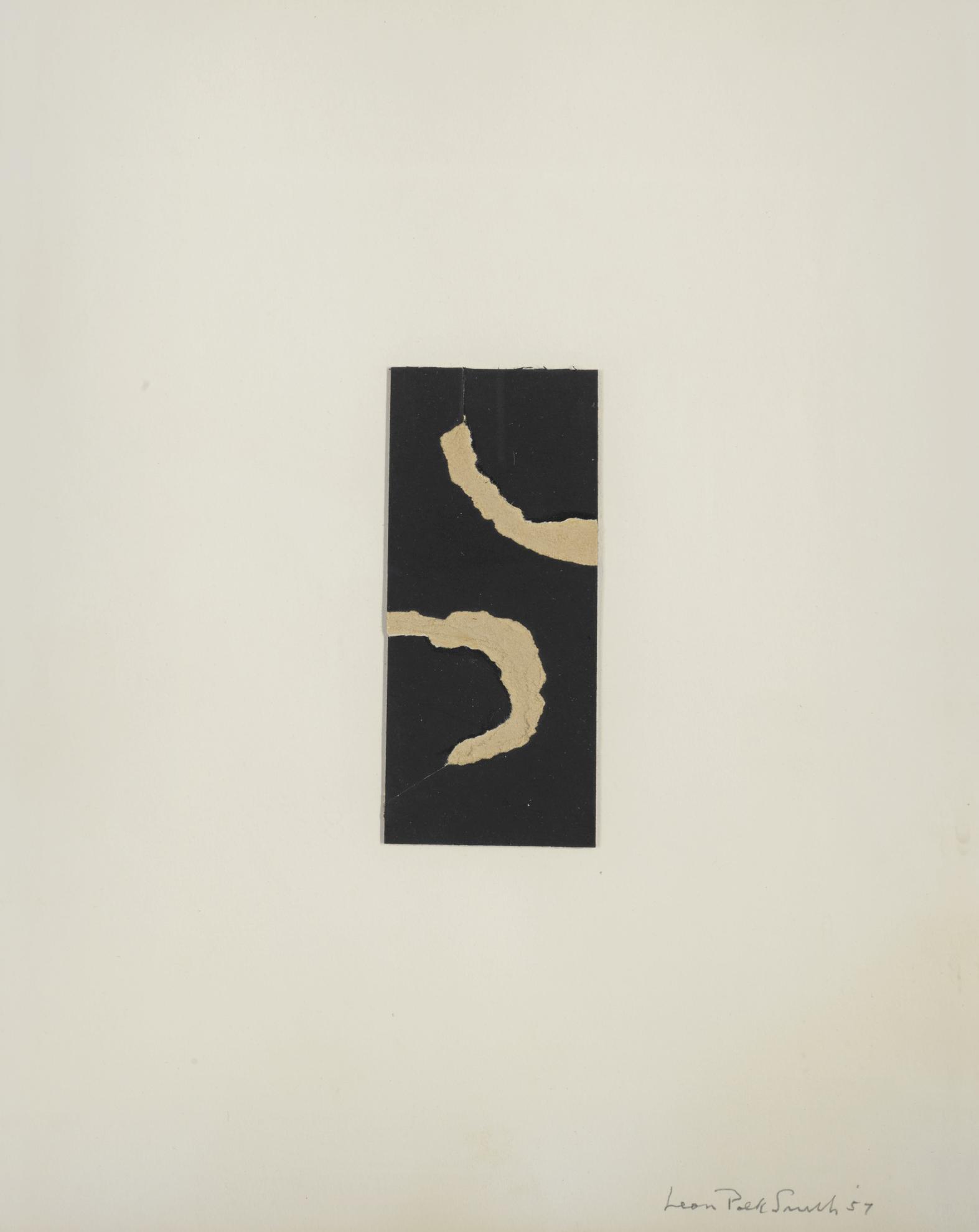 Leon Polk Smith-Untitled-1957