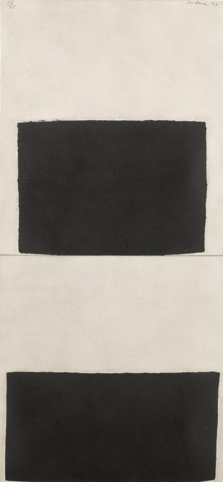 Richard Serra-Weight And Measure-1993
