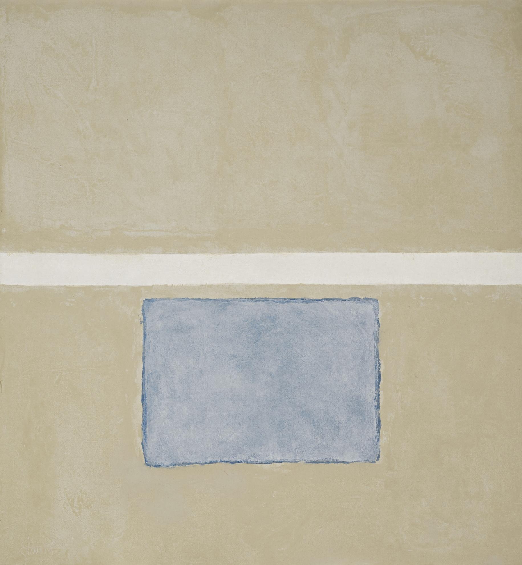 Theodoros Stamos-White Sun-Box-1966