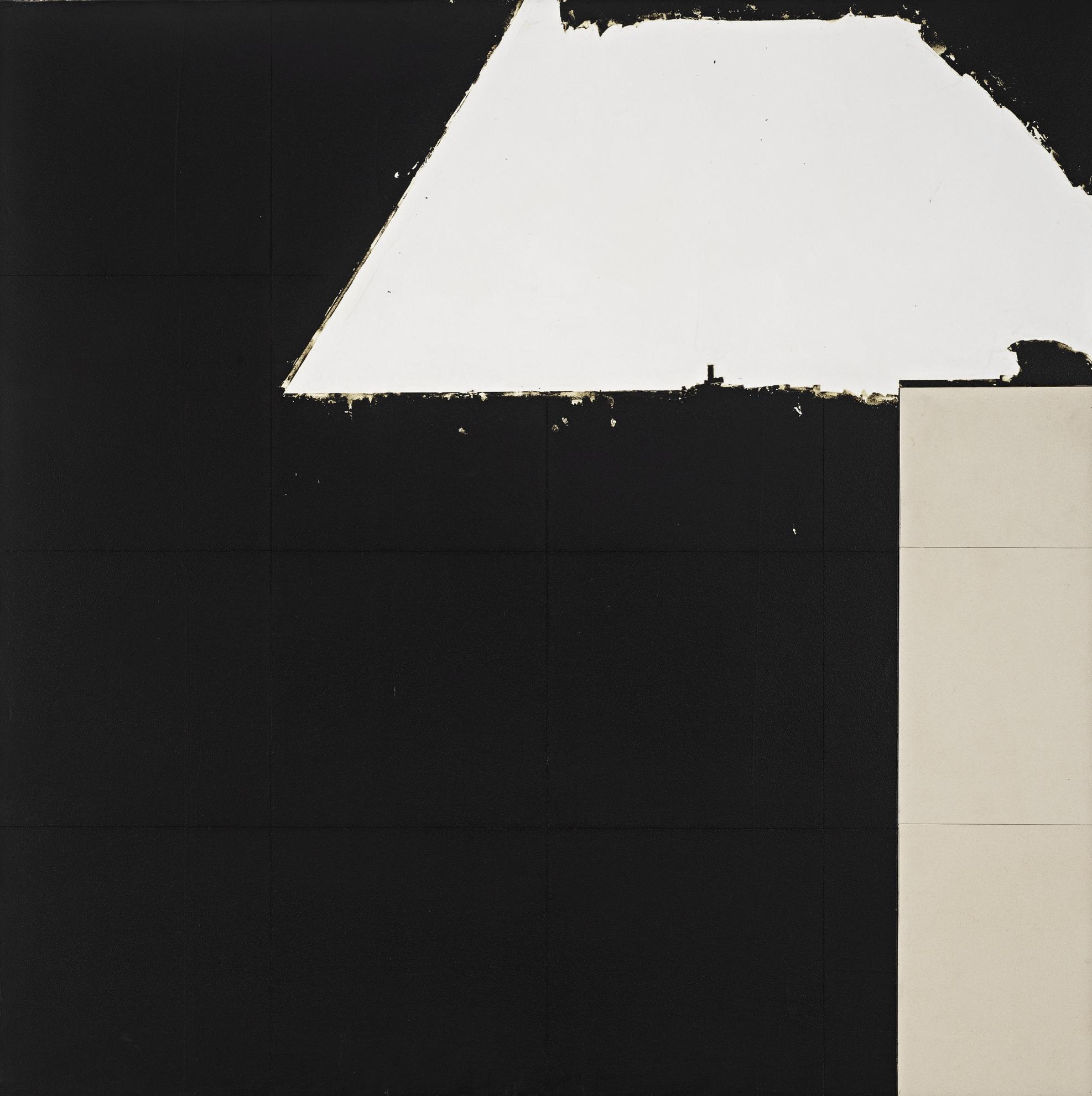 Donald Sultan-Cigarette-1980